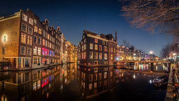 Amsterdam grachten van Edwin Mooijaart