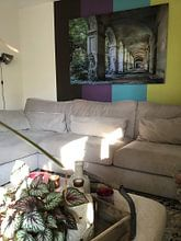 Kundenfoto: Corridor von Frans Nijland, auf hd metal