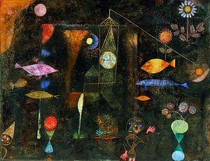 Paul Klee.Fischzauber