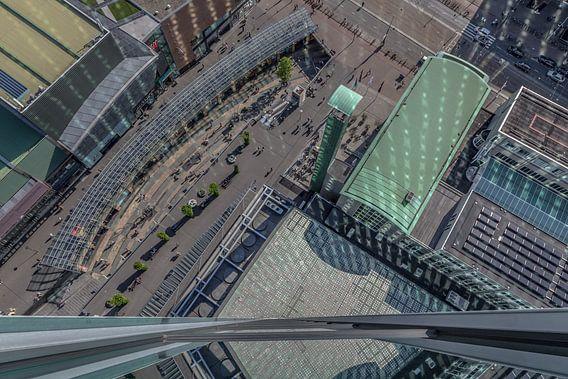 Rotterdam From Above van Rene Ladenius