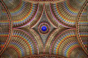 Kleurrijk Plafond