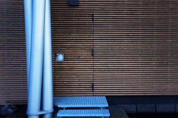 Hidden Doorway - 2016 von Timmy Bouwmann