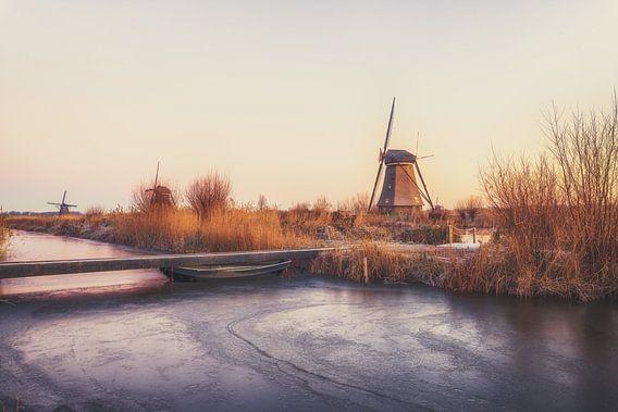 Hollands Landschap van Maikel Brands
