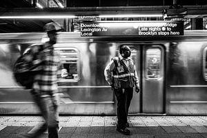 Subway Manhattan New York City