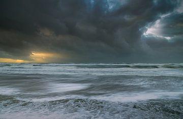 Storm von Klaas Fidom