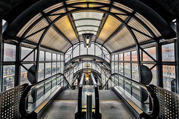 'S-Hertogenbosch station sur Jeffrey Van Zandbeek