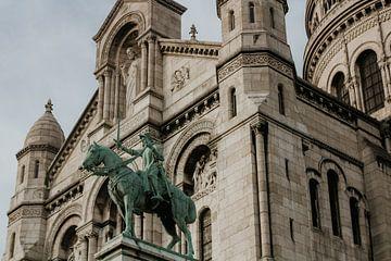 Sacré Coeur, Montmartre in Paris | Farbenfrohe Reisefotografie von Trix Leeflang