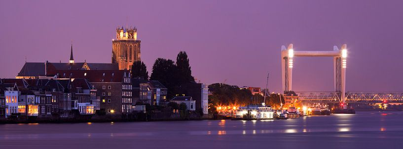 Skyline Dordrecht sur Frank Peters