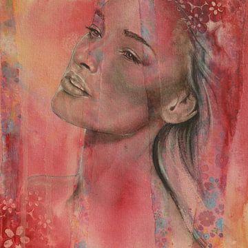 wild dreams of the heart sur Helma van der Zwan