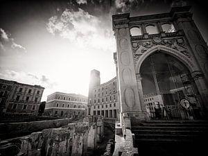 Lecce - Palazzo del Seggio van Alexander Voss