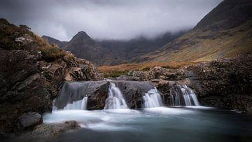 Die Fairy Pools auf der Insel Skye in Schottland von Ralph Rozema