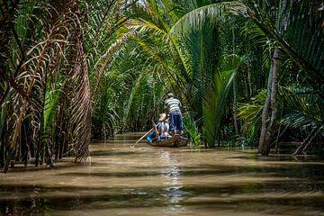 Mekong Delta van Nico  Calandra