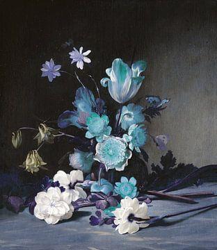 Altblau von Jacky Gerritsen