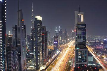 Skyline Dubai von Lars Korzelius