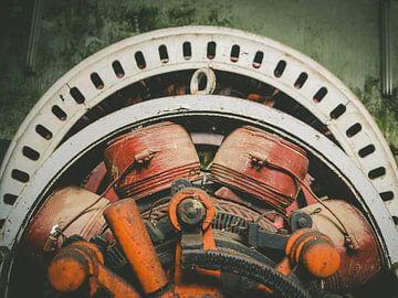 Transformateur abandonné