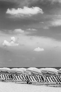 Plage idyllique | camaïeu sur Melanie Viola
