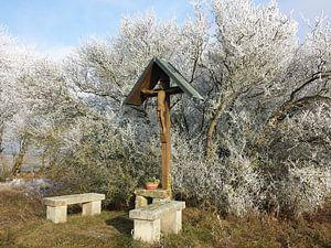 Winterkreuz von Andrea Meister