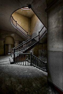 Oud en verlaten wonderlijke wereld van Urbex fotografie  von Ronald Rietveld