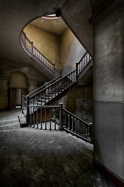 Old abandoned and wonderful world of photography Urbex von Ronald Rietveld