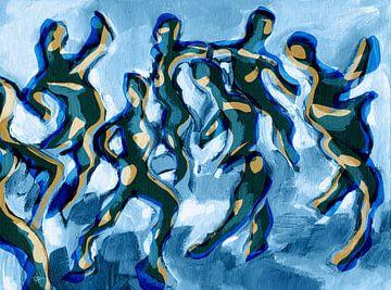 Laat me de dans zien van ART Eva Maria