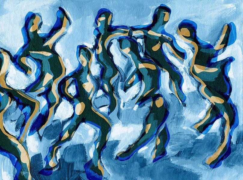 Montre-moi la danse sur ART Eva Maria