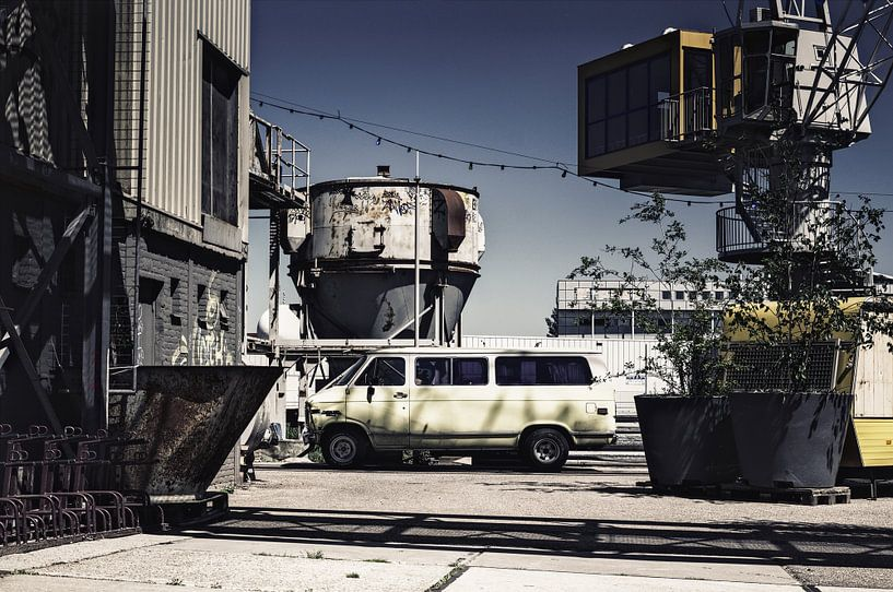 Chevy van van Jurien Minke