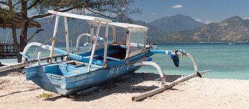 Snorkelen op Lombok van Thom Sabel