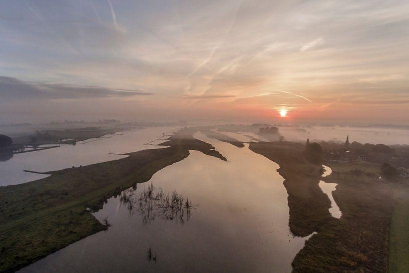 De Lek: Nederland, waterland van Jonathan Vandevoorde