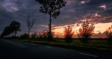 silent road von Robin Pics (verliefd op Utrecht)