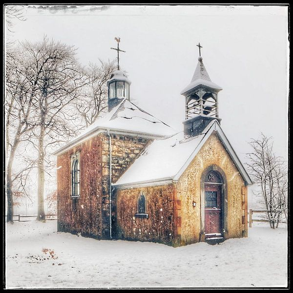 Kapel van Fischbach van Menno Bausch