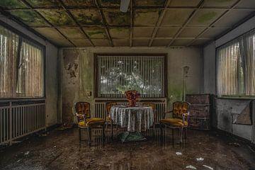 verlassenes Hotel von Ivana Luijten