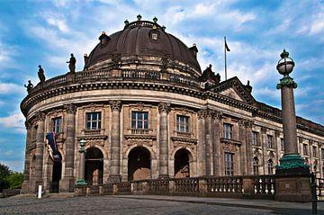 BODE MUSEUM MUSEUM EILAND BERLIJN van Silva Wischeropp