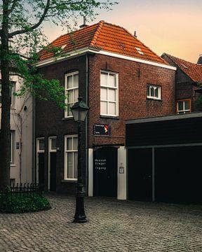 Sint-Janskerkhof, Den Bosch van Jacq Christiaan