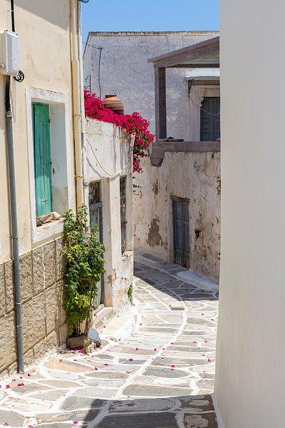 Village sur l'île grecque de Naxos, en Grèce. sur Eyesmile Photography
