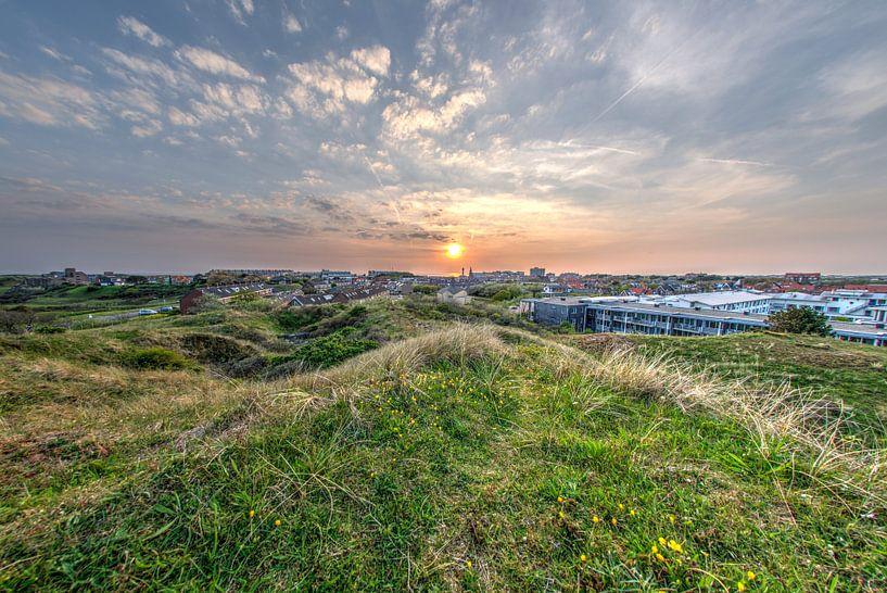 Kustdorp Egmond aan Zee van Zilte C fotografie