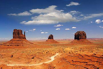 Monument Valley van Renate Knapp