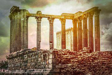 Römischer Tempel von Freddy Hoevers