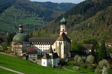 Monastère St.Trudpert sur Jürgen Wiesler