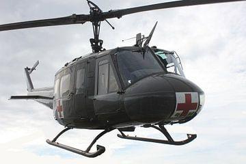 Huey-Hubschrauber von Bas Berk