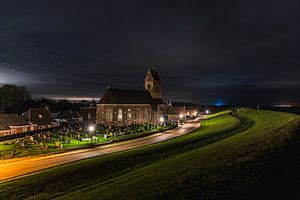 Kerkje Wierum van