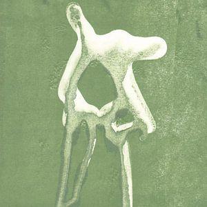 Wankel evenwicht van Suzanne Sok