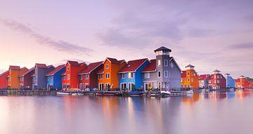 Reitdiephaven Groningen van