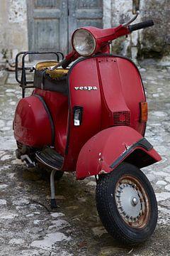 Vespa in Italie van Jan Kooreman