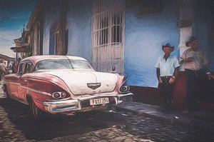 Cowboys uit Trinidad - Cuba van