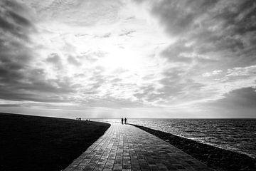 Büsum, Nordsee von Heiko Westphalen