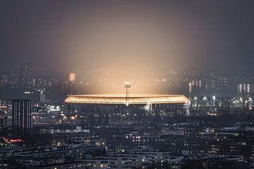 De Kuip - moeder aller stadions sur Jeroen van Dam