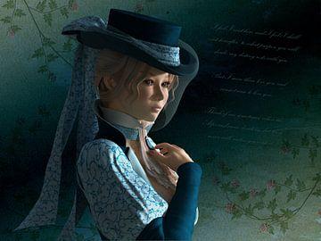 Victorian Love Story van Britta Glodde
