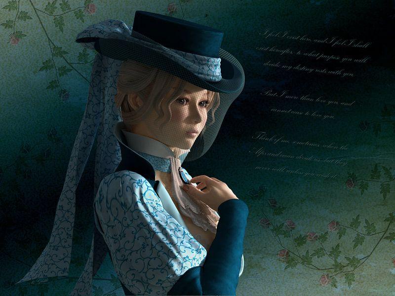 Viktorianische Romanze von Britta Glodde
