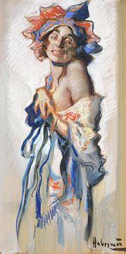 Tänzer, Hugo von Habermann von Atelier Liesjes