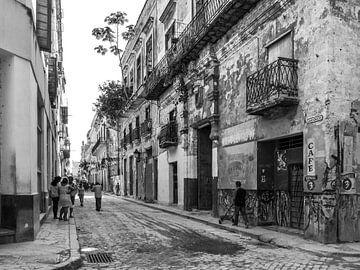 Havana streets von Petra Simons